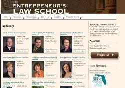 Entrepreneur's Law School for Small Businesses