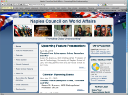 Naples Council on World Affairs