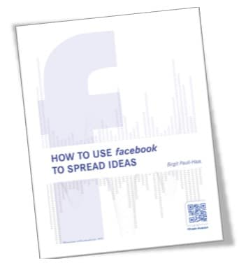 Book Cover How To Use Facebook To Spread Ideas